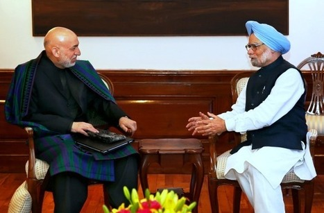 Karzai Visits India; Iran Cancels Pakistan Pipeline; Australia Ends Combat Mission in Afghanistan | Global | Scoop.it