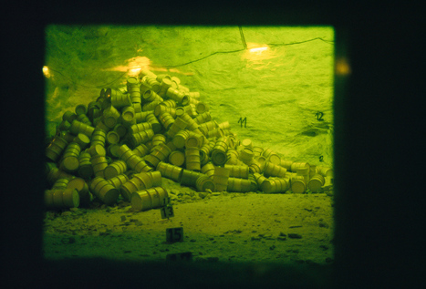 Photos: Leaking #Nuclear Waste Fills Former Salt Mine #environment #Greenpeace | Messenger for mother Earth | Scoop.it