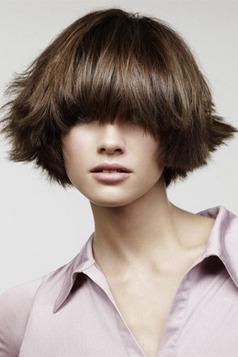 Korte kapsels 2012 - 2013 - Beauty Nieuws.nl | kapsel trends | Scoop.it