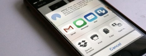 Gmail for iOS updated with lock screen replies and Share Sheet extension | Social Business | Scoop.it