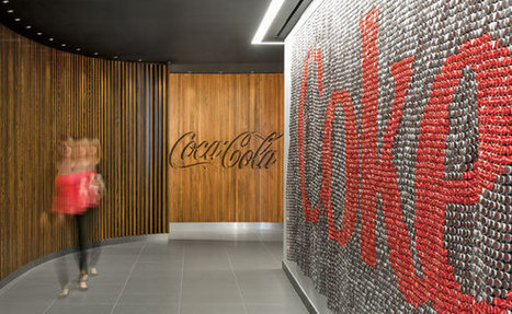 How Sweet It Is: Coca-Cola's Canadian HQ by Figure3 - 2013-07-22 12:00:00 | Interior Design | Sharing news from the world of interior design | Scoop.it