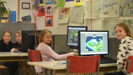 Skolan blev roligare med datorspel på lektionstid - Svenska YLE | Ikt Marias nyhetssida | Scoop.it