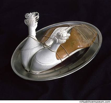 Meret Oppenheim: Ma gouvernante | Art Installations, Sculpture, Contemporary Art | Scoop.it