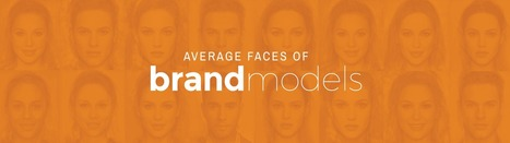 The Average Face of a Brand Model | market research topics | Scoop.it