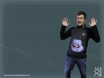 Wearable Games   An innovative graduation project by Christiaan Ribbens & Patrick Kersten   Wearing Technology   Scoop.it