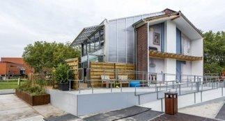 La casa más sostenible del mundo abre sus puertas en Holanda | Smart cities | Scoop.it