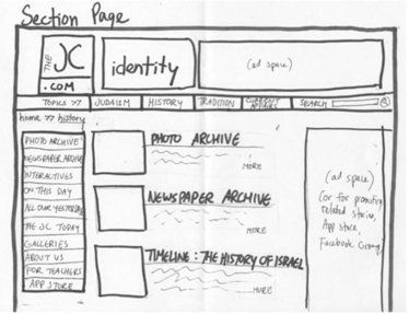 How wireframing can help journalists plan & communicate ideas | Poynter. | Tomorrow's News | Scoop.it
