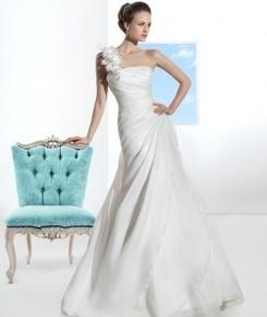 Illusions Style 3202 by Demetrios | wedding | Scoop.it
