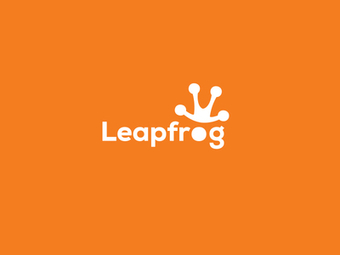 Leapfrog Logo & iOS App Icon Design By The Logo Smith | Design | Scoop.it