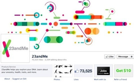 Can you trust Facebook with your genetic code? | Technology in Business Today | Scoop.it
