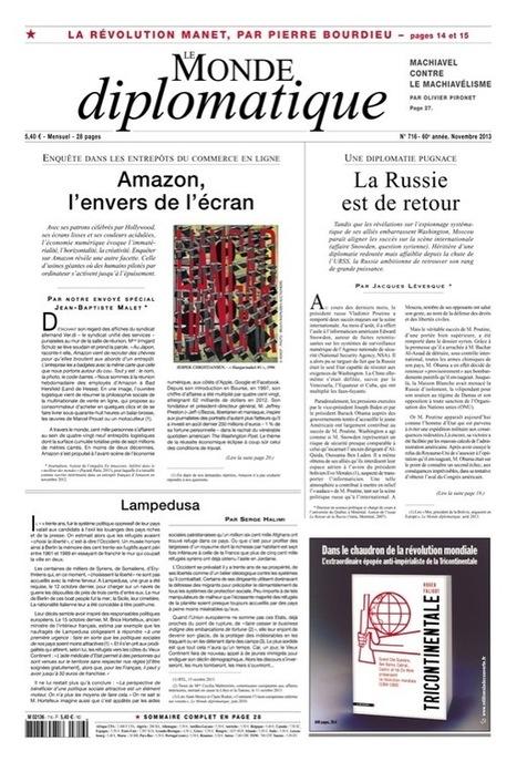 Le traité transatlantique, un typhon qui menace les Européens, par Lori M. Wallach (Le Monde diplomatique) | CRAZY PRESS | Scoop.it