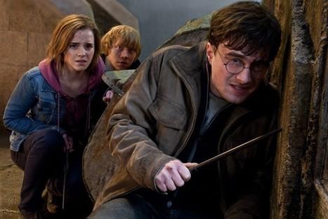 Is Harry Potter classic children's literature?   Read Ye, Read Ye   Scoop.it