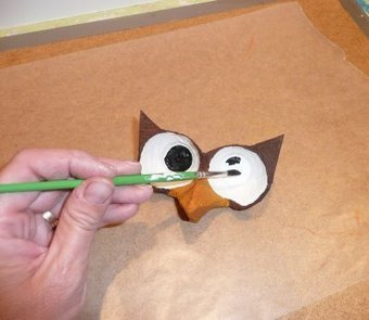 that artist woman: How to make an Owl - Art Project   Visual and Creative Arts   Scoop.it