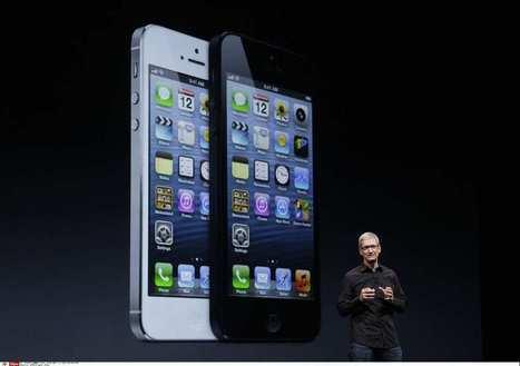 L'iPhone a représenté 66% des revenus d'Apple en 2015 - Tech - Médias | Banking, Finance & Economics | Scoop.it