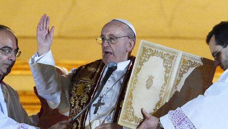 Le nouveau pape s'appelle François (Vatican) | Brèves | alterinfonet ... | habemuspapam2013 | Scoop.it