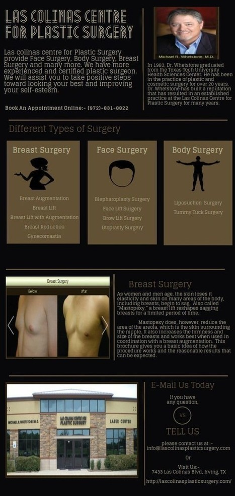 Heello   Las Colinas Centre for Plastic Surgery   Scoop.it