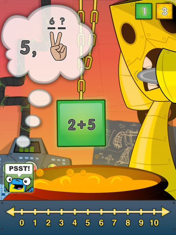 Teachley: Addimal Adventure - Great New Math Game App for Addition Facts | First Grade Addition | Scoop.it