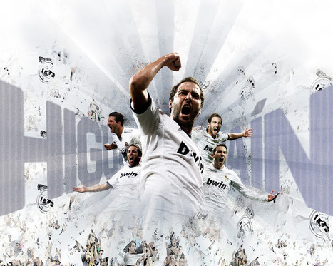 New Higuaín wallpaper HD Real madrid 2013 - 2014 | FULL HD (High Definition) Wallpapers, Pictures For Desktop & Backgrounds | Real Madrid WALLPAPERS, PICTURES FOR DESKTOP & BACKGROUNDS | Scoop.it