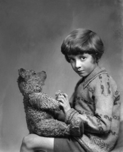 The Real Christopher Robin & Friends | Antiques & Vintage Collectibles | Scoop.it