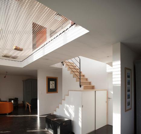 10 rangements malins pour tirer parti d'un escalier | Habitat intérieur | Scoop.it