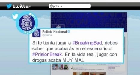 """#España: """"Una Comisaría de Policía dentro de Twitter"""": Del """"091 Policía, ¿dígame?"""" al """"@policía""""   Qué hay en Seguridad Pública?   Scoop.it"""