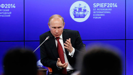 Russia will work with whoever elected in Ukraine - Putin | NGOs in Human Rights, Peace and Development | Scoop.it