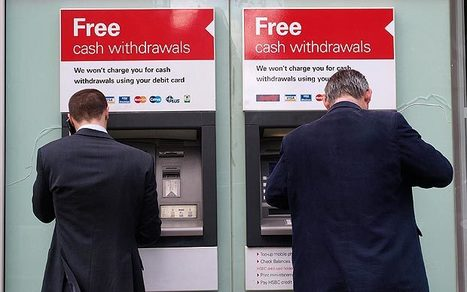 Free banking should end, says FSA head Lord Turner - Telegraph | The Indigenous Uprising of the British Isles | Scoop.it