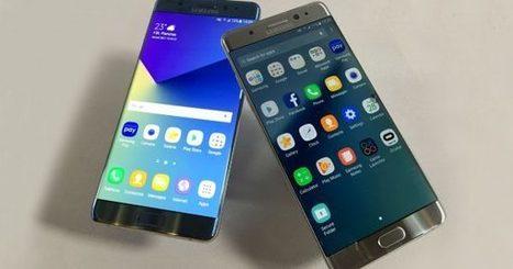 Samsung retira del mercado y descataloga definitivamente el Galaxy...   Mobile Technology   Scoop.it