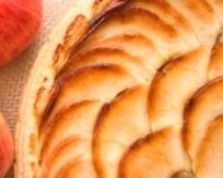 Tarte pommes cannelle   Healthy food   Scoop.it