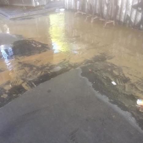 Explosion d'une canalisation d'eau sous l'Échangeur de Bagnolet - Bagnolet en Vert- L'Ecologie à Bagnolet | water news | Scoop.it