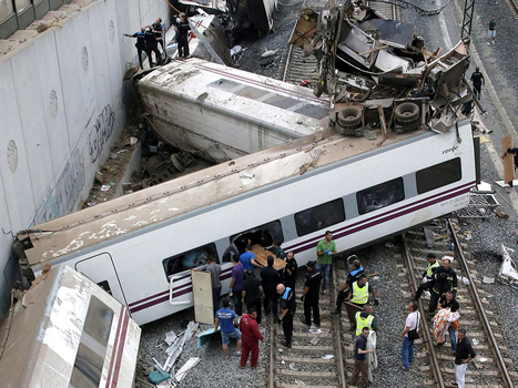 American woman among 80 killed in Spain train crash; driver detained | Summertime Newsroom | Scoop.it