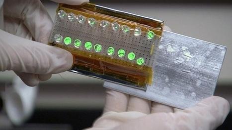 Adiós a la batería baja: diseñan un generador de energía que funciona con la fricción   Tecnologias para el Aprendizaje y el Conocimiento (TAC)   Scoop.it