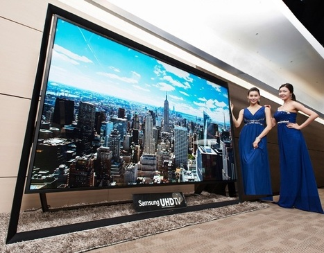 Samsung lanzará el televisor más grande del mundo: 110 pulgadas en Latam Review | Technology  Reviews | Scoop.it