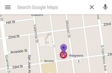 Google propose des Pins sponsorisés dans les résultats locaux de Maps et Search | Référencement internet | Scoop.it