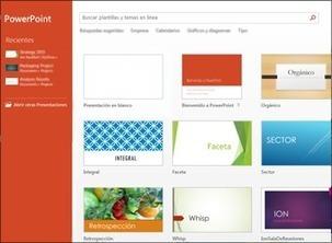 Novedades de PowerPoint 2013 - PowerPoint - Office.com | Office 2013Adriana | Scoop.it