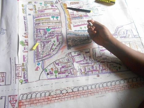Kids Mapping Their Slums in India Are Influencing Urban Planning Policies | Tracking Transmedia | Scoop.it