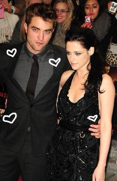 R-Patz & KStew Started The New Year In Each Other's Arms - PerezHilton.com | The Twilight Saga | Scoop.it