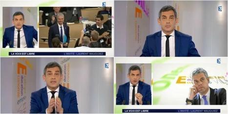 Quand France 3 Auvergne-Rhône-Alpes se paye Laurent Wauquiez - Le Lab Europe 1 | Local TV - Télévisions Locales | Scoop.it