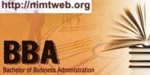 BBA | Bachelor in Business Administration | Distance Education | KSOU | India | Distance Education Institute | Scoop.it