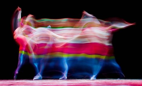 Amazing long-exposure photographs of ballet dancers | What's new in Visual Communication? | Scoop.it