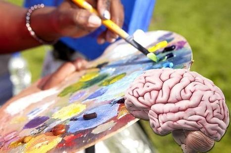 Is your brain wired for creativity? Scientists say super-organised people are ... - Mirror.co.uk | Enhancing Students 21st Century Thinking Skills | Scoop.it