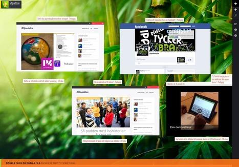 Att använda det kollaborativa verktyget Padlet på SFI? | Digitala arbetssätt med iPads på SFI | Scoop.it