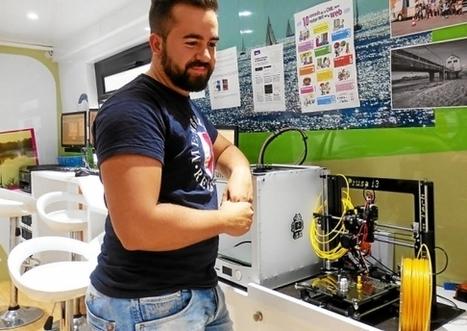 E-bus. Projet d'un fab-lab pour janvier - Pont-Aven - Le Télégramme, quotidien de la Bretagne | FabLab - DIY - 3D printing- Maker | Scoop.it