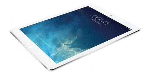 TEST Faut-il craquer pour l'iPad Air d'Apple ? - Challenges   Vivre sans Mac ?   Scoop.it