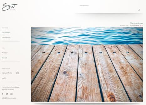 42 sites pour trouver des images gratuites et libres de droit | Education aux Médias et à l'Information - EMI | Scoop.it
