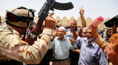 Young Iraqis Rush To Volunteer To Fight Surging Militants   News You Can Use - NO PINKSLIME   Scoop.it