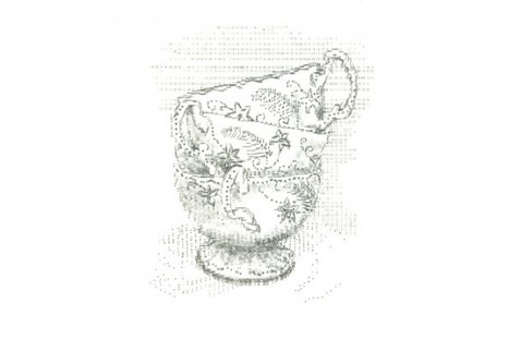 Typewriter Art Recalls ASCII Art, Is Cool Lookin' - Geekosystem | ASCII Art | Scoop.it