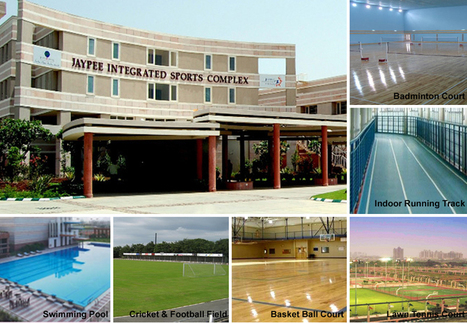 Jaypee Greens offers Sports Club Membership scheme for SU Students and Staff members | Sharda University | Scoop.it