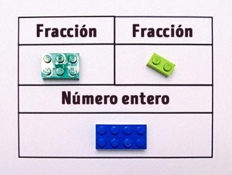 Como enseñar matemáticas usando Lego | MATH =) | Scoop.it