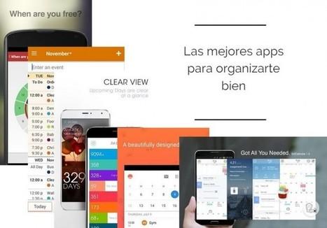 Las mejores apps para organizarte bien | desdeelpasillo | Scoop.it